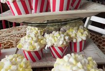 Movie theatre birthday party / by Trisha Cannon