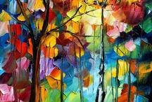 ART and a bit more art / by Kiki Polglase