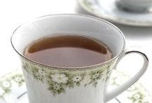 Coffee or Tea Shoppe / Lovely dishes for serving a delicious cuppa...... / by Mary Gresham