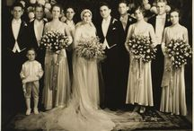 Vintage Wedding Photographs / Vintage Wedding Photography.