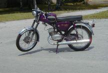 MOTOCYKLY JAWA 90 ROADSTER A CROSS / MOTOCYKLY VYRABANE V ČESKOSLOVENSKU