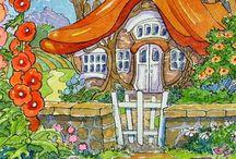 Сказочные городки