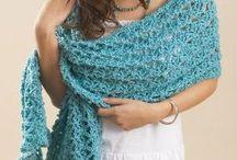 Haken ~ crochet [scarfs]