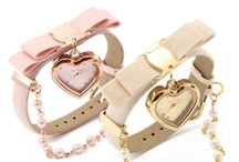 Adorable watches / relojes :)