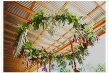 the wedding day / here are some pictures of the venue and the jungle feeling i want to create / by Latisha Duarte
