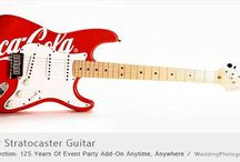 Cool Guitars and other stringed instruments / by Louis Cates