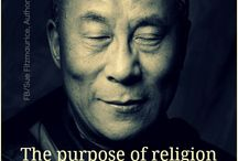Religion and inspireing quotes