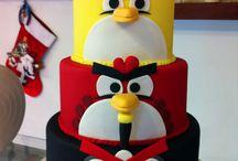 Lixoudis Bakery Santorini Greece Birthday Cakes / Birthday Cakes in Santorini
