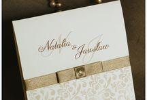 Zaproszenia ślubne Marakesz / Zaproszenia ślubne oraz dodatki z kolekcji Marakesz z katalogu Jaka Cards