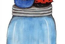 Biedronka- Ladybug