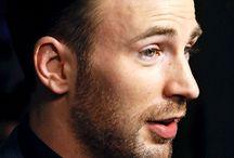 """Chris""""ojos bonitos""""Evans"""