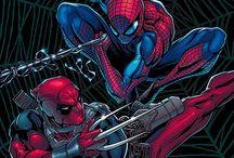 Marvel Illustration