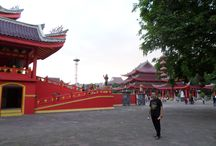 SAM PHOO KONG TEMPLE, SEMARANG, INDONESIA