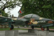 Military Museums or war relics / Military equipment in museums or on display