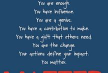 You matter / You matter quotes