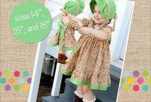 "14"" Doll PDF Sewing Patterns"