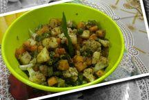 No onion No garlic.. yet tasty..  ;)