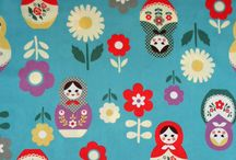 Russian Dolls/Small World / by Ellen Parmar