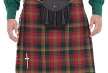 Style Your Kilt Outfit / Kilt Society's new swipe right feature online allows you to personalize and customize your Scottish kilt outfit to make it your own.