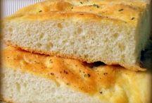 Pizze, pane e focacce
