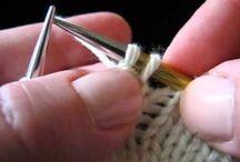 Knitting Help / by Caroline Diane