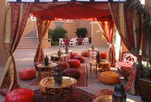 Moroccan Garden Party