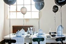 Event/ workshop decoration / by RetailFans [Mirjam van Rees]