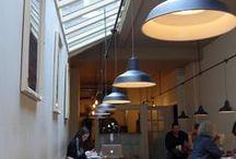 Traditional Modern Fusion Coffee shop