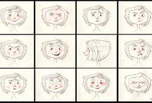 Character Development / by Jeremy Holmes