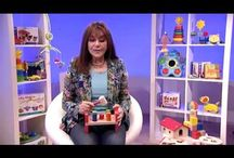 Dr Miriam Stoppard / Galt Toys has teamed up with leading parenting guru Dr Miriam Stoppard to launch a range of First Year toys for babies and toddlers.