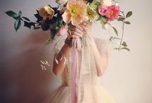 {Bouquets} / by I Heart My Groom