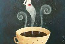Coffee, Café