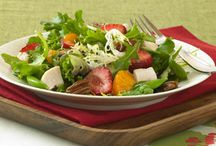 Salads / by Ruby Rodriguez