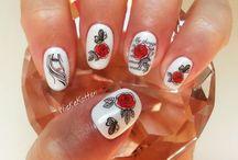 My own nail art! / Nail art ideas