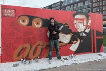 World of Urban Art : IVES ONE