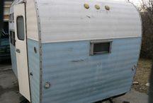 The Jellybean: Vintage camper project (Blog Camper)