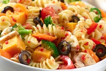 Pasta Salad Creations / Discover how to make your side dish the star of any backyard BBQ. The best part? It's easy.