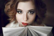 Портрет / Художественный портрет, красивые фотографии