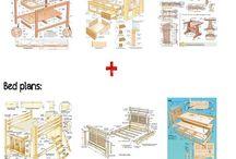 Gratis ontwerpen van houten meubels e.d.