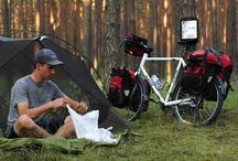 Bicycling touring