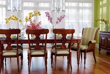 Decorating/Organizing - Dining Rm / by Kellie Tatham