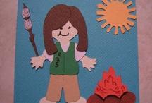 Girl Scout ideas / by Cyndi Mowry