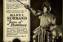 Mabel Normand Film Promos