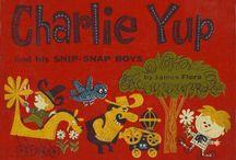 books & art / by Charles Thibodeau