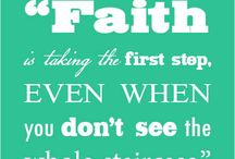 Inspirational/Motivational {Faith}