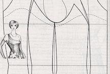 carta modelli / Carta modelli abiti