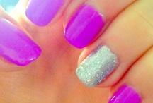 <3 Nails <3 / by Sabrena Kelley