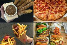 Alimentação e Receitas