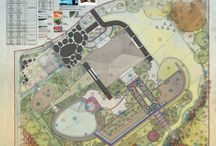 Projekty ogrodów / Garden plans