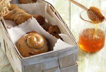 Ψωμιά γλυκά και αλμυρά
